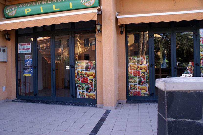 Supermercado La Playa