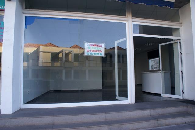 Geschäftslokal in Borbalán
