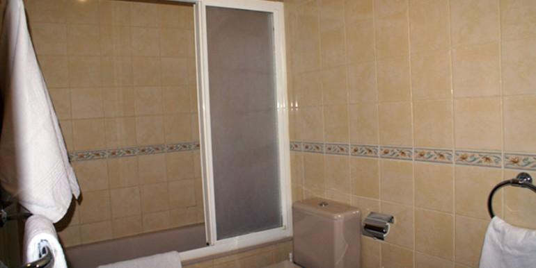 Wc-Badezimmer