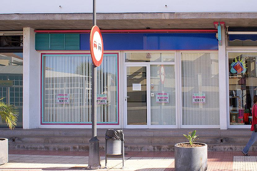 Office in Borbalán, Valle Gran Rey