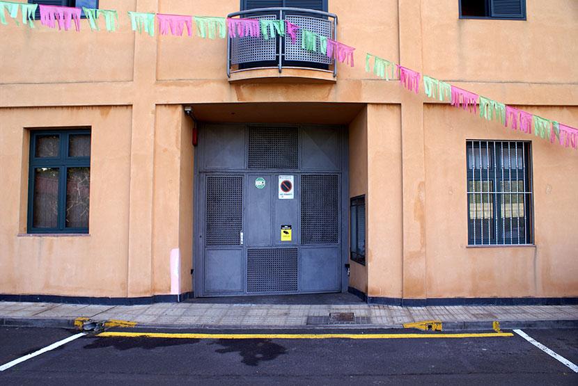 Lagerraum im Edif. Casanova in La Playa, Valle Gran Rey