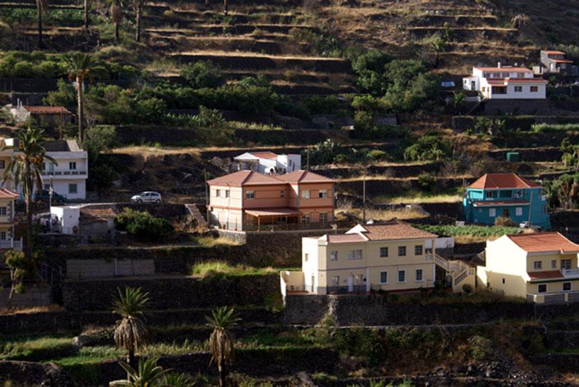 Haus in El Hornillo, Valle Gran Rey