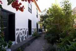 Haus in Vallehermoso