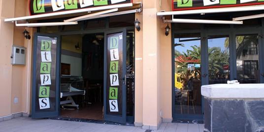 Tasca-Bar-Restaurant in La Playa