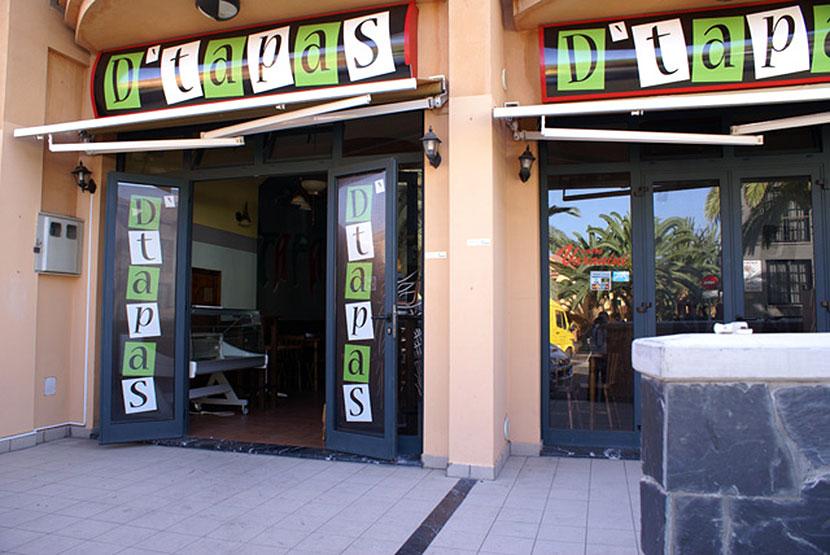 Bar-Restaurant in La Playa