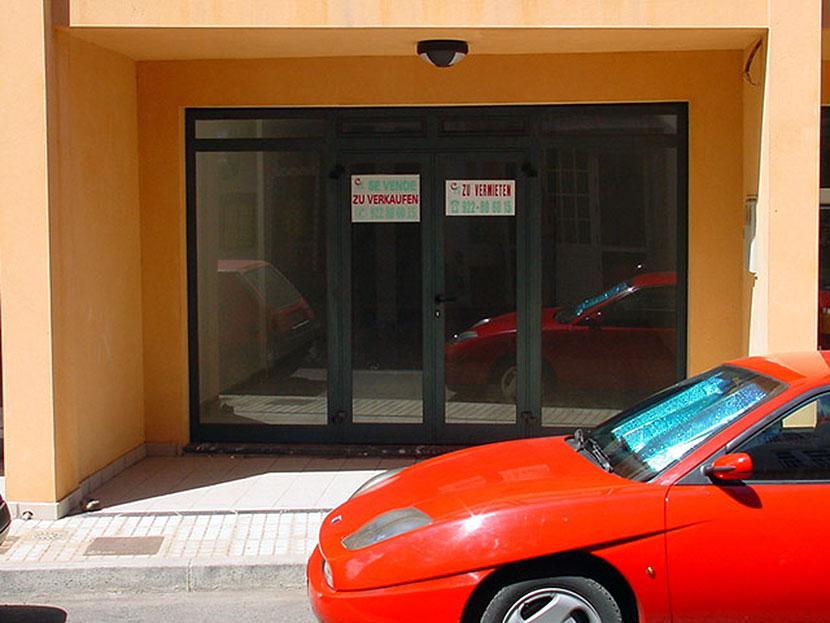 Geschäftslokal in La Playa