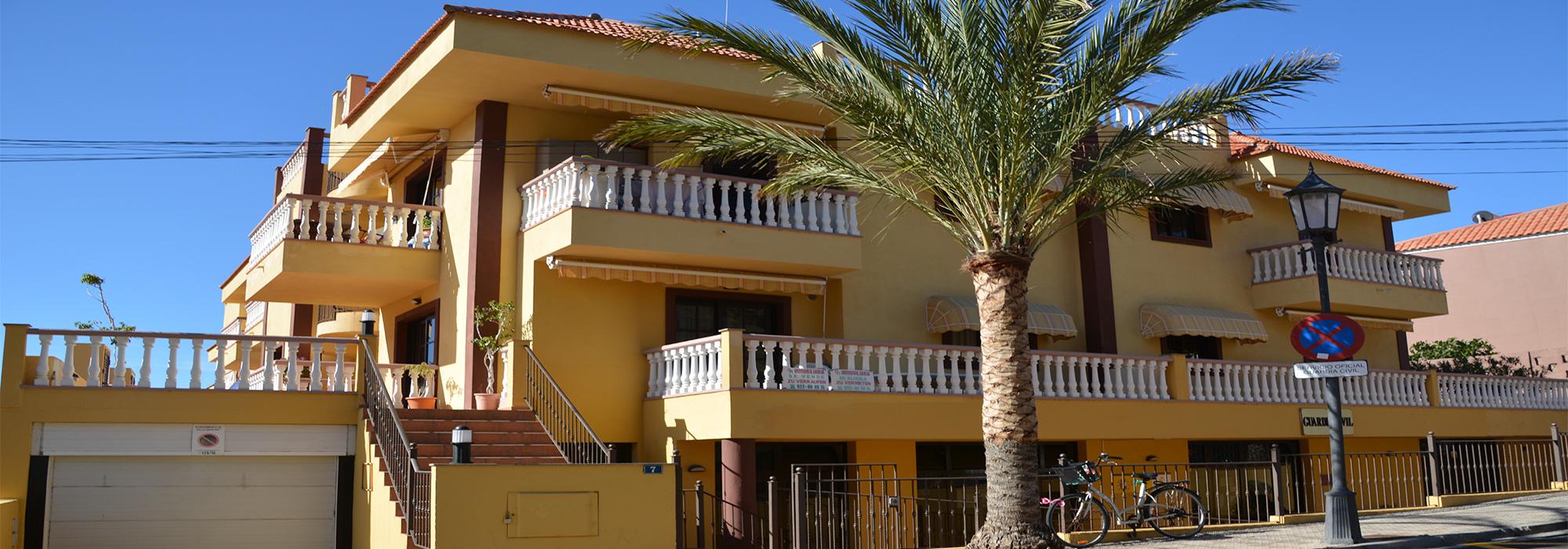 Apartamento El Cieno II, La Playa